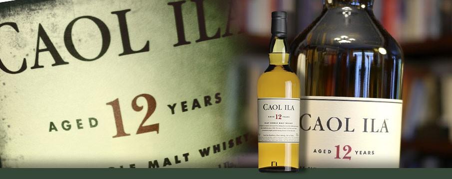 Caol Ila 12 years 43%