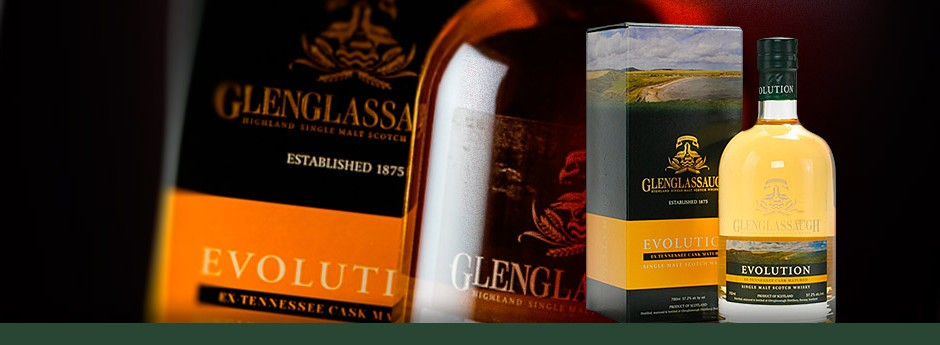 Glenglassaugh Evolution 50%