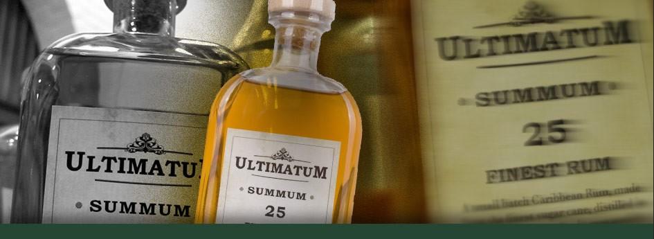 Ultimatum Summum 25 Years Old