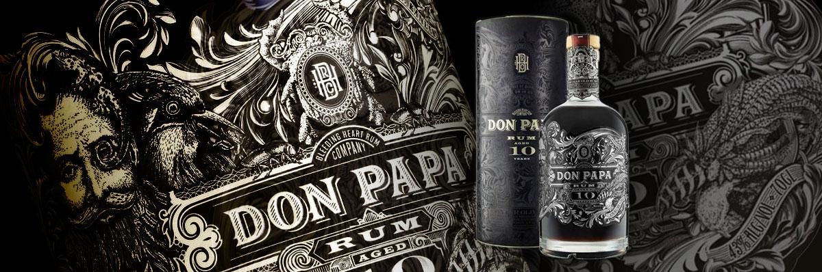 DON PAPA Black 10 Y.O.
