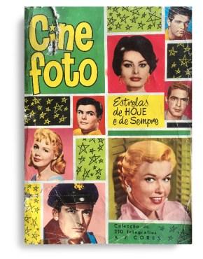 Caderneta Cine foto