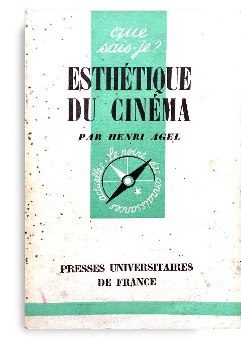 Estetique du cinema