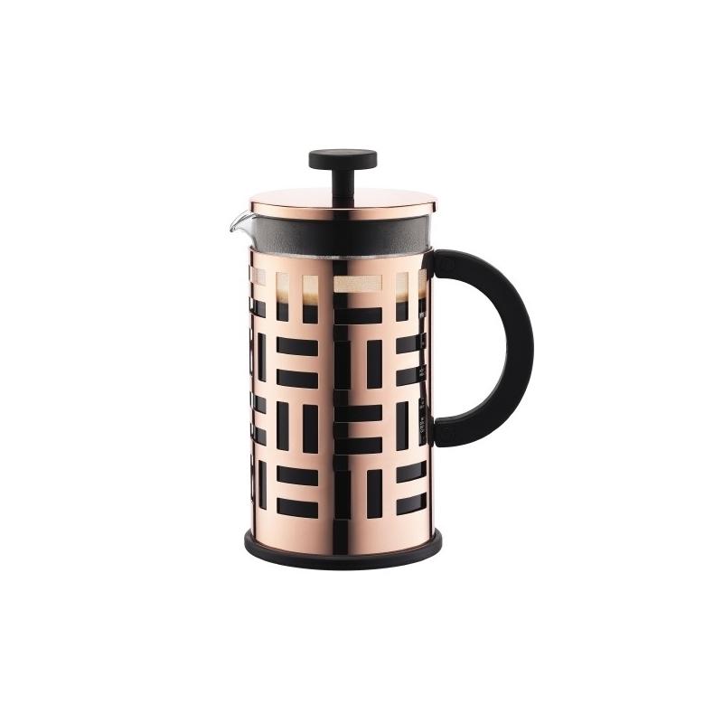cafetiere a piston eileen bodum cuivre 8 tasses cafe caron