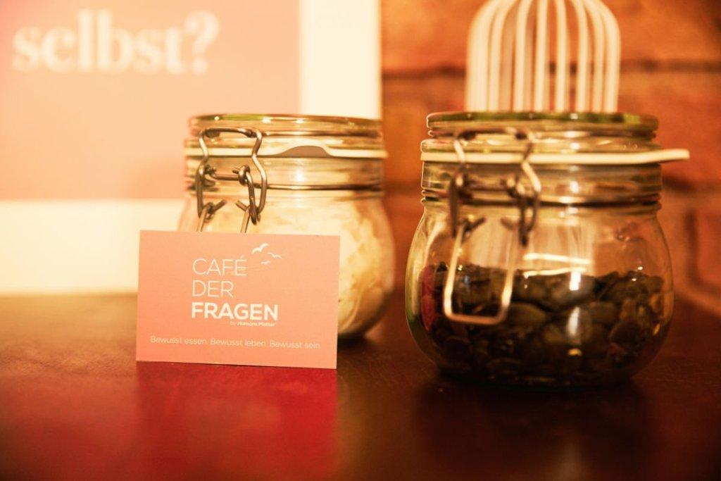 Frische Zutaten Café der Fragen Berlin
