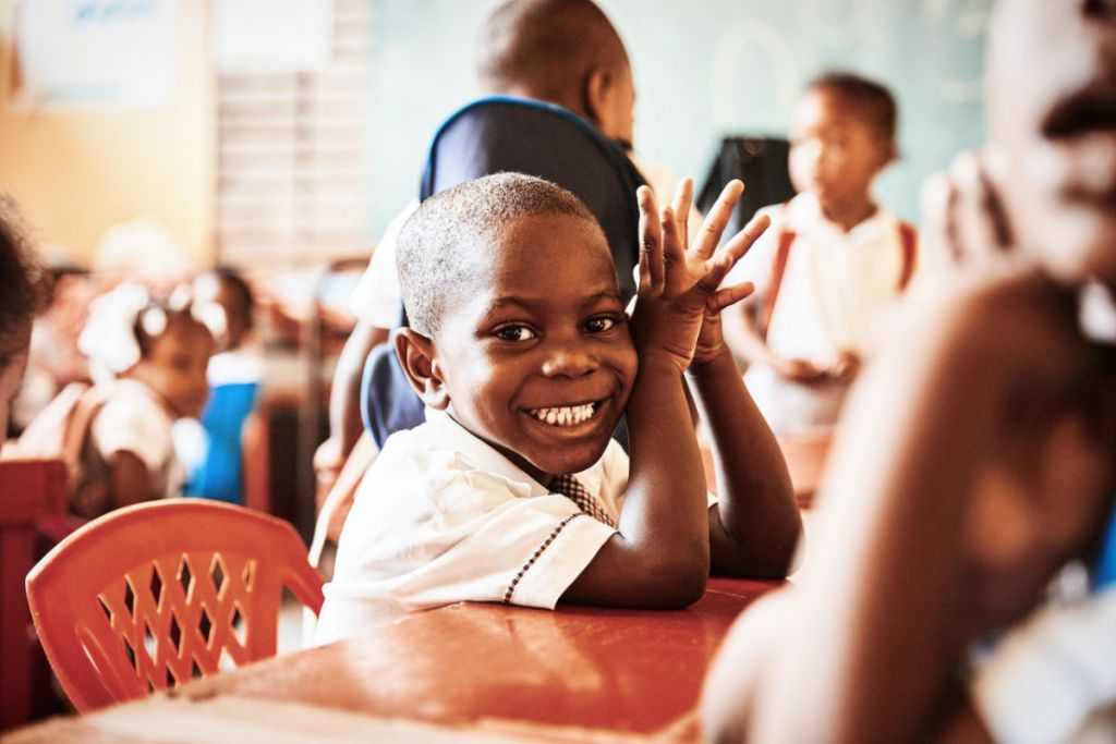 Haiti Cherie Waisenkinder by Carolin Windel Fotografie