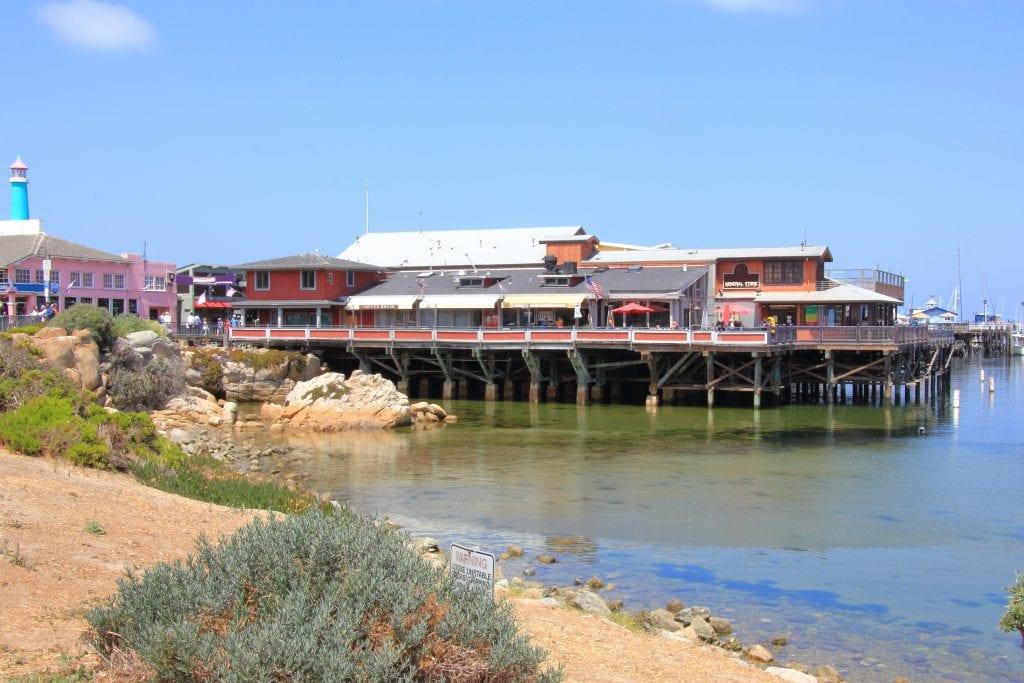 Cheap Seafood Fishermans Wharf