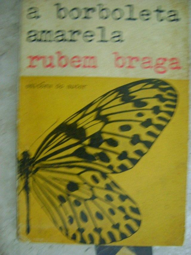a-borboleta-amarela