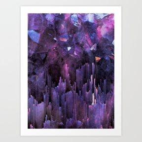 Ultraviolet Crystal World