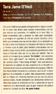tarajeneoneilmondomayo2007