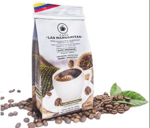 250 gramos, media libra de café, Cafe molido, cafe en grano, Cafe Las Margaritas Especial Tipo Exportación, Vendedores de Café Colombiano, café origen