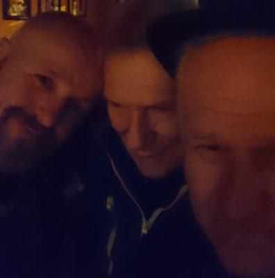 Martin C & his Drunken Sailors