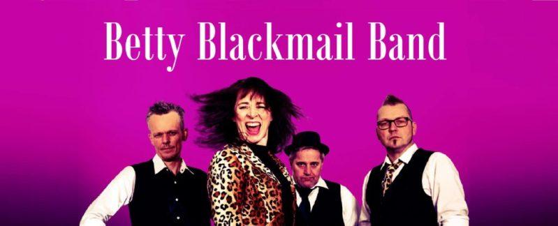 Betty Blackmail Band