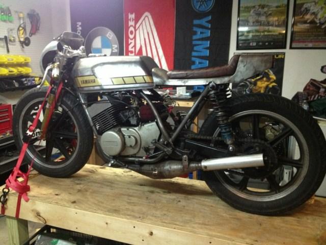 Yamaha Rd 400 Parts