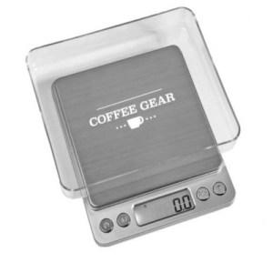 COFFEE GEAR stolní váha malá