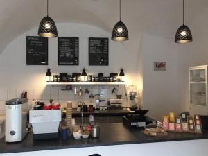 kafe krámek Café Monte Cintu