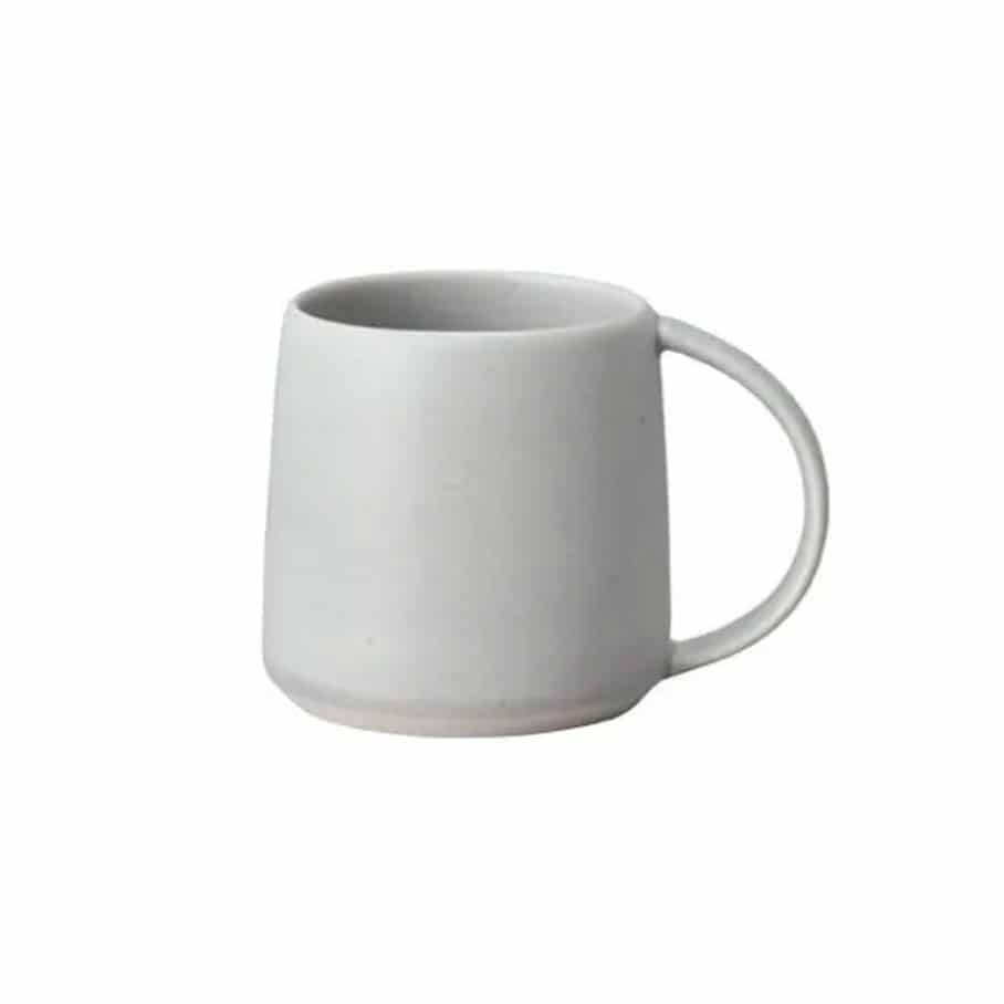 Taza Ripple color gris