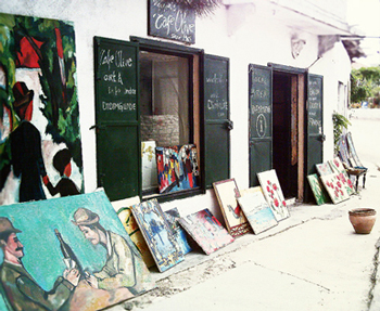 Cafe Olive Sanat Galerisi Didim <a href=