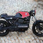 Bmw K100 Lt The Biker Special Caferaceros