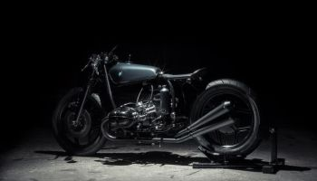 BMW R80RT Bobber by Le French Atelier