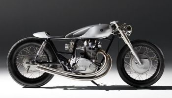 Yamaha XS650 Cafe Racer Type 6 by Auto Fabrica