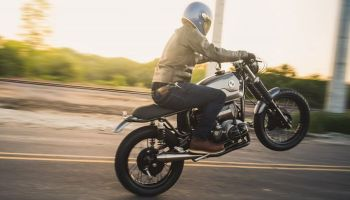 BMW R90 Brat Style by Analog Motorcycles