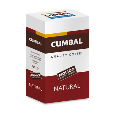 comprar cafe molido natural