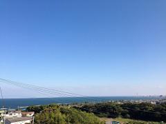 いい天気です!