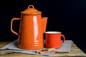 Juego de té de Peltre