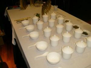 Cata de tés