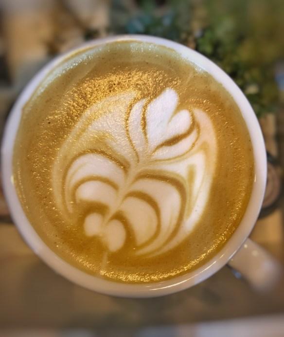 cafe te arte, latte art, vertido libre, barista, cafe capuccino, cafeterias madrid, arte latte