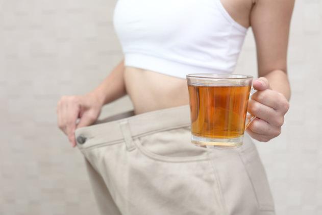 a que hora se toma el te rojo para adelgazar