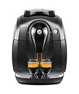 Cafetera superautomática Philips, cafe te arte