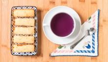 Financiers para la hora del té