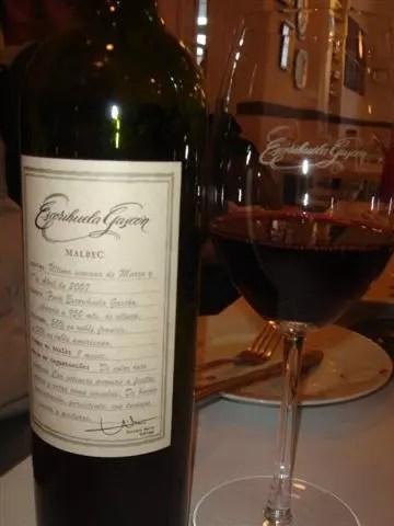 El 23 gran bar - vinho Esco