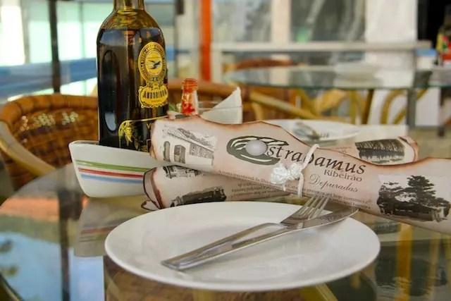 Restaurante Ostradamus