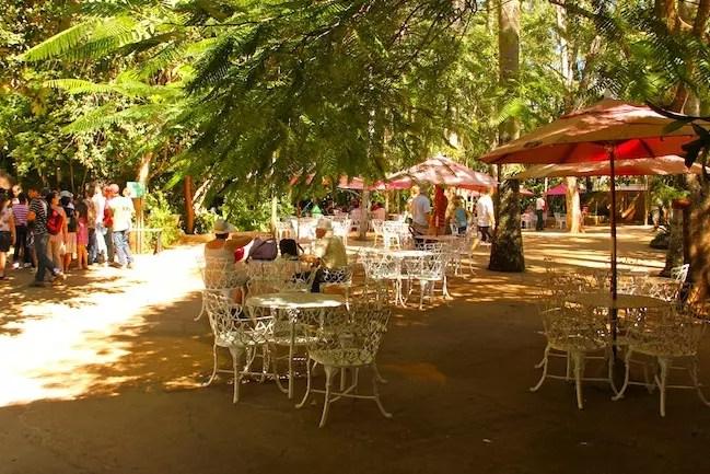 restaurante Parque das Aves