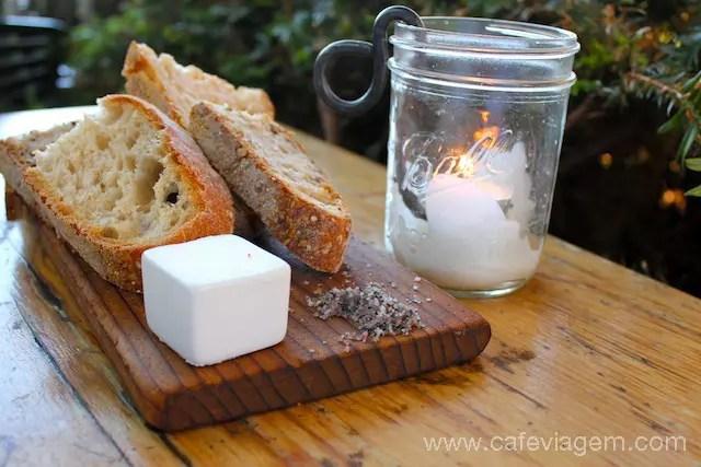 pães de entrada com decoração inspiradora!
