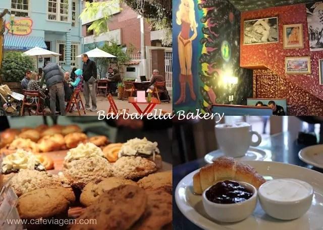 Barbarella Bakery