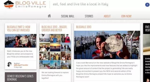 Blog Ville Emilia Romagna