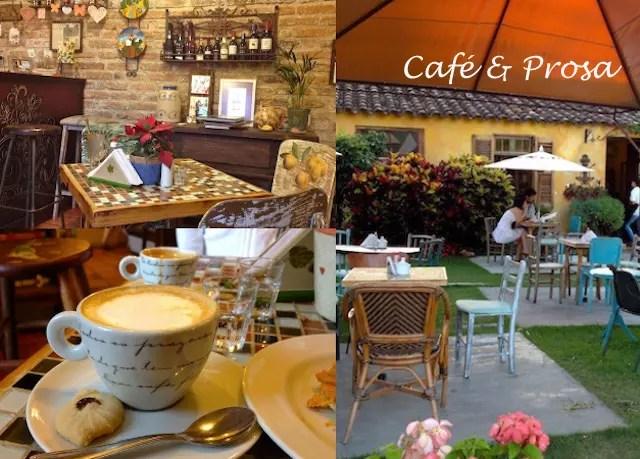 Cafe e Prosa Winge