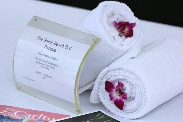 Vip Bed Ritz Carlton