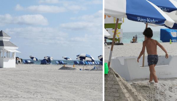 Ritz carlton praia
