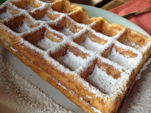 Waffle Hotel L'Auberge00