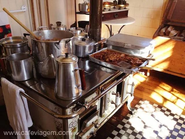 Castelinho Canela Café Viagem