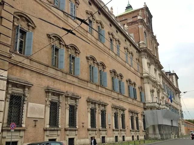 Piazza de Roma Modena