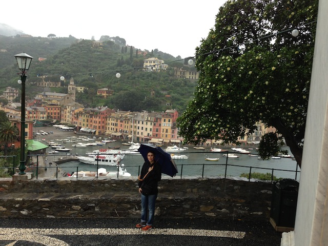 Portofino chuva