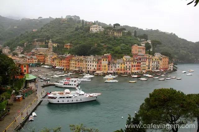 Portofino Cafe Viagem
