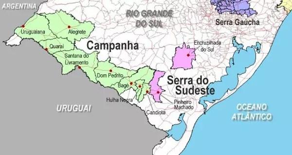 Fonte do Mapa: http://www.jornaldevinhos.com/