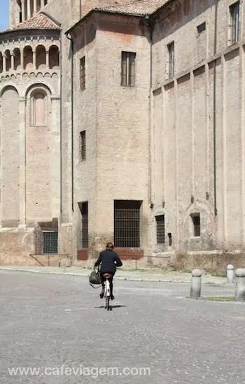 Região do Duomo de Parma