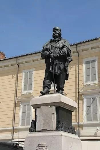 Garibaldi, o próprio!